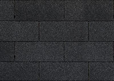 GlassMaster Black Shadow Roof Shingles