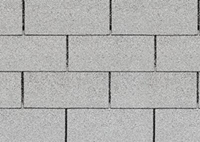 GlassMaster Cool White Roof Shingles