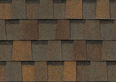 Pinnacle Pristine Copper Canyon Roof Shingle