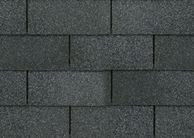 GlassMaster Pewter Roof Shingles