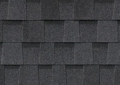 Pinnacle Pristine Black Roof Shingle