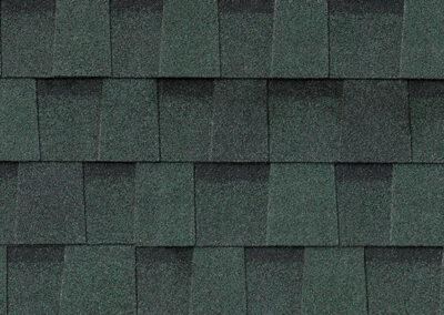 Pinnacle Pristine Green Roof Shingle