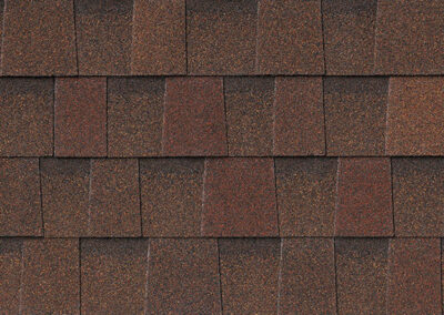 Pinnacle Pristine Sienna Roof Shingle