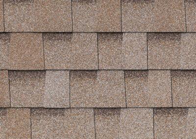 Pinnacle Pristine Tan Roof Shingle