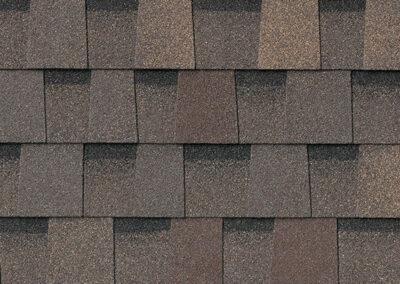 Pinnacle Pristine Weathered Shadow Roof Shingle