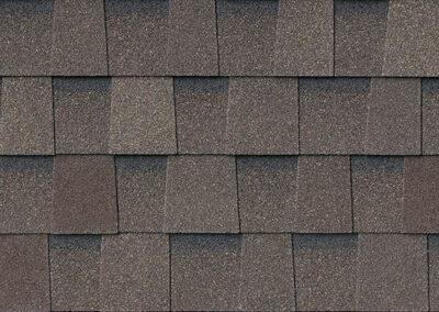 Pinnacle Pristine Weathered Wood Roof Shingle