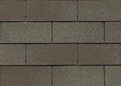 GlassMaster Weathered Wood Roof Shingles